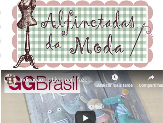 Indicação da Parceira: Alfinetadas da Moda sobre o livro A Banda do Pica Pau
