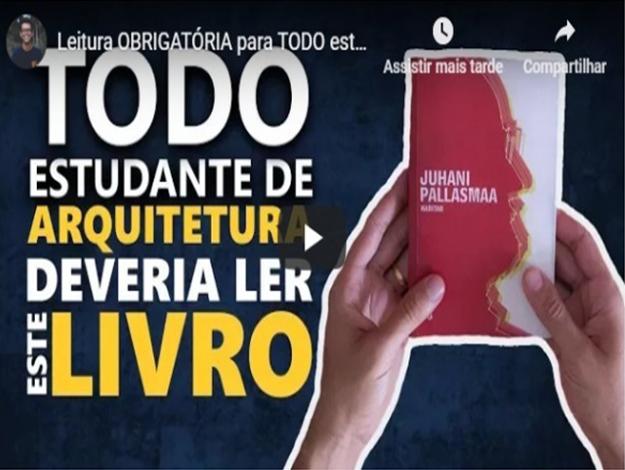 Indicação do Parceiro: Maycon Del Piero sobre o livro Habitar