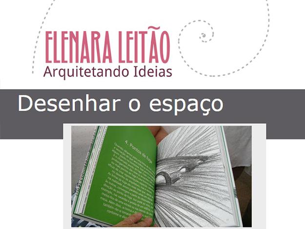 Indicação do Parceiro: Arquitetando Ideias sobre o livro Desenhar o Espaço