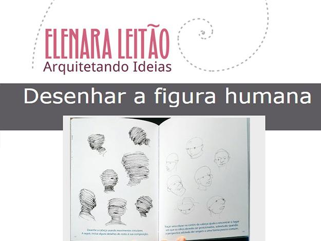 Indicação do Parceiro: Arquitetando Ideias sobre o livro Desenhar a figura humana