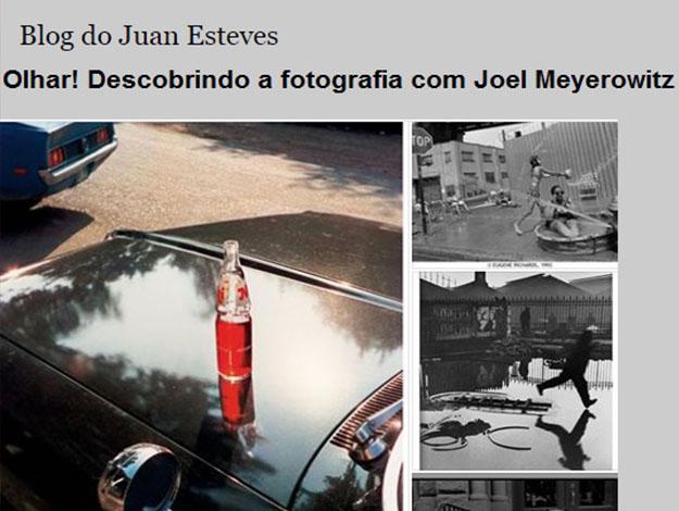 Indicação do Parceiro: Juan Esteves sobre o livro Olhar! Descobrindo a fotografia