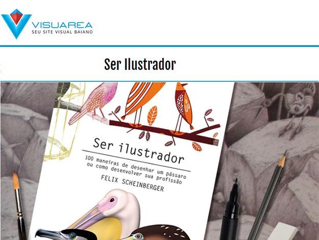 Indicação do parceiro: Visuarea sobre o Ser ilustrador