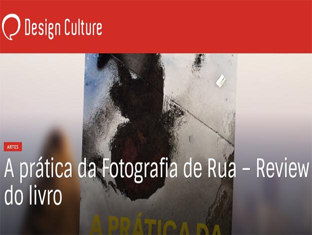 Indicação do parceiro: Design Culture sobre o livro A prática da fotografia de rua