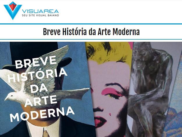 Indicação do parceiro: Visuarea sobre o livro Breve história da arte moderna
