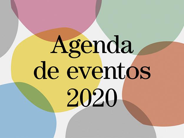 Agenda de Eventos 2020