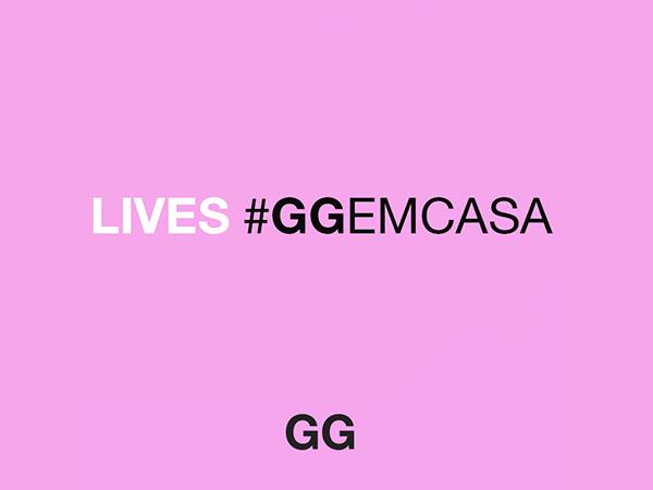 #GGEMCASA: LIVES COM PARCEIROS