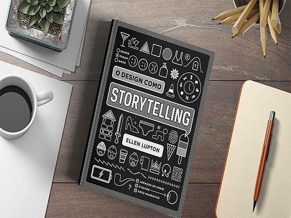 Indicação do parceiro: Design Culture sobre o livro O design como storytelling