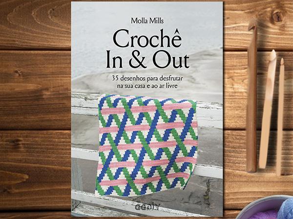 Indicação da parceira: Alfinetadas da moda sobre o livro Crochê In & Out