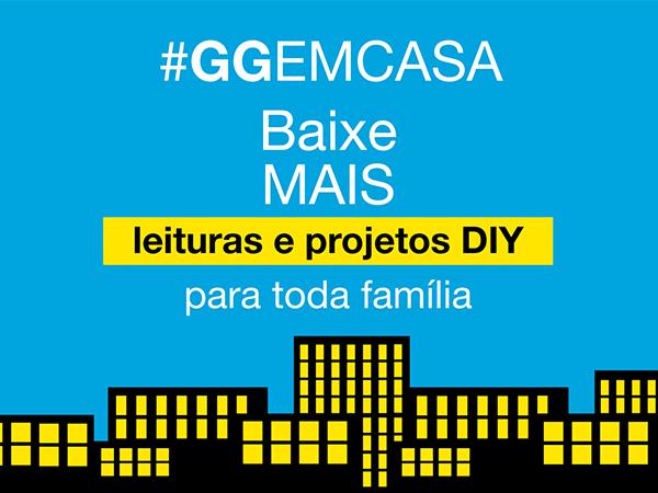 #GGEMCASA - baixe novos pdfs do seu livro favorito!
