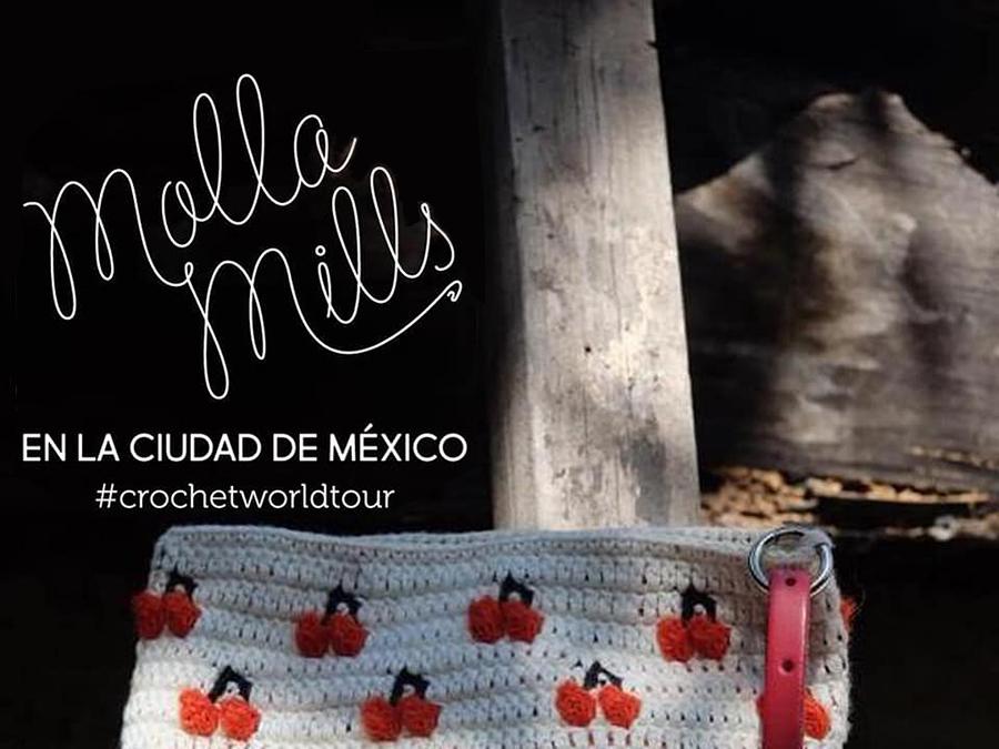 Molla Mills en México