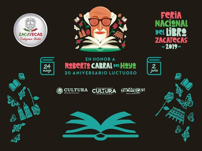 24/05-02/06 Feria del Libro de Zacatecas
