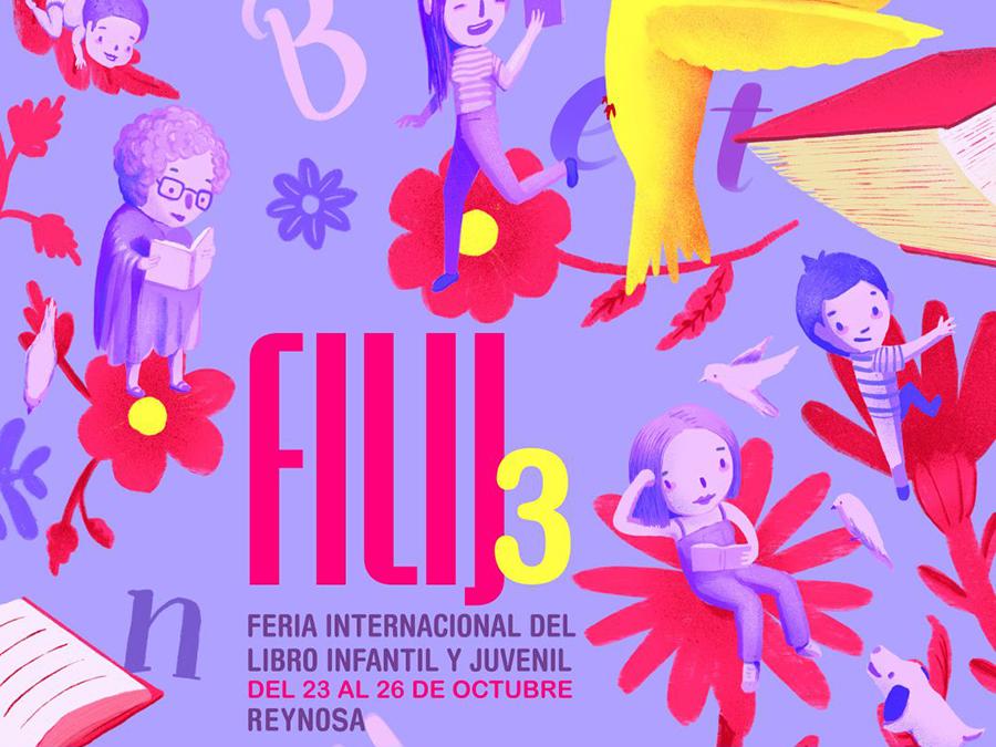 8-18/11 39 Feria Internacional del libro infantil y juvenil