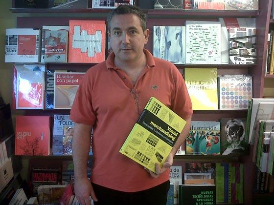 El librero recomienda > Librería Medios (Barcelona): 'Visual merchandising' de Tony Morgan