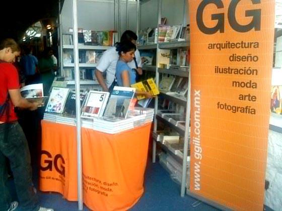 Feria > GG en la Feria Internacional del Libro Universitario de Xalapa