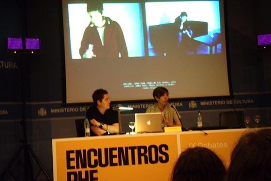 Crónica > Cabello/Carceller desde PhotoEspaña