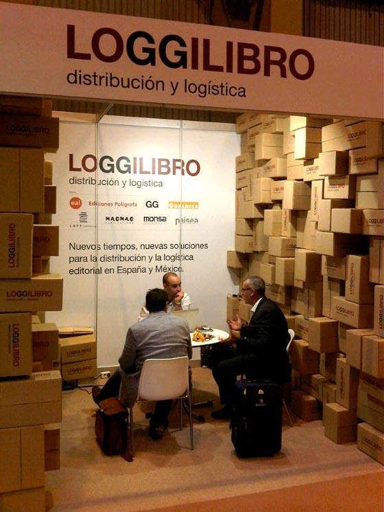 LOGGILIBRO se presenta en Liber 2011