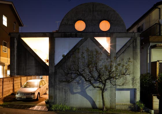 Reportaje fotográfico > La Casa en Uehara de Shinohara, por Sakaguchi