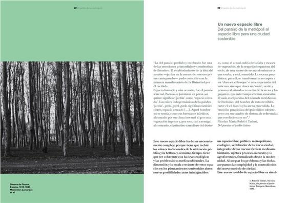 'El jardín de la metrópoli' Premio FAD de Pensamiento y Crítica 2012