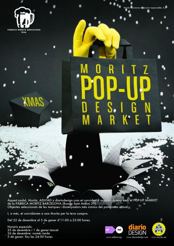 GG participa en el Moritz Pop-Up Design Market