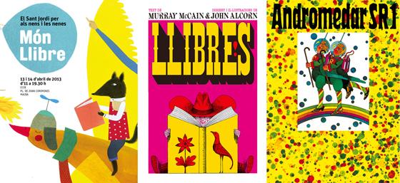 Món Llibre 2013: Andromedar SR1 y Llibres! en el festival de literatura para niños y niñas