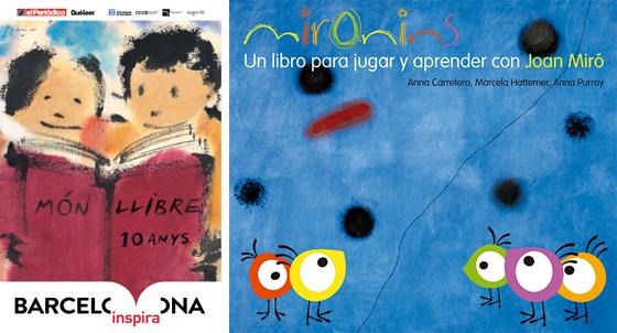 Món Llibre 2014: Mironins en el festival de literatura infantil de Barcelona