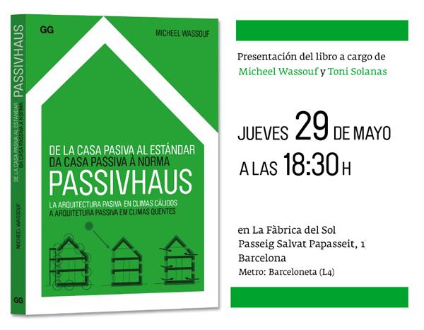 Presentación de 'Passivhaus'