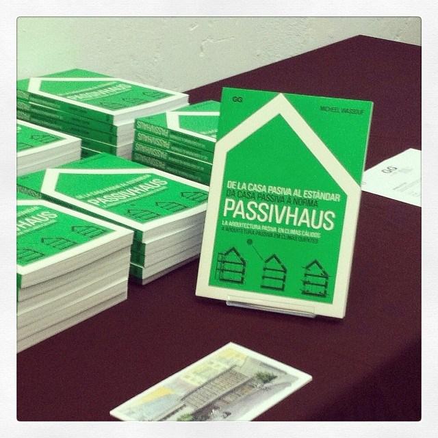 Vídeo de la presentación de 'Passivhaus'