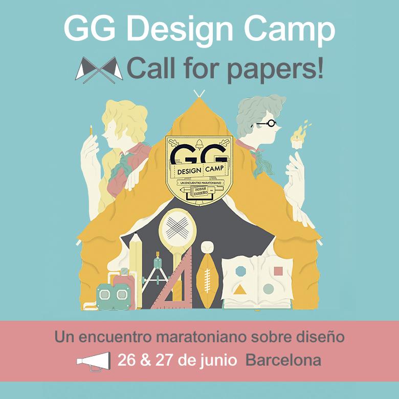 Primera edición del GG Design Camp, un encuentro maratoniano sobre diseño