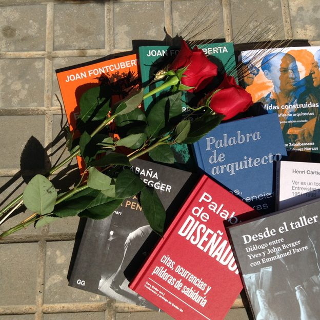 23 de abril, Día del Libro. ¡Encuéntranos en Arts Libris!