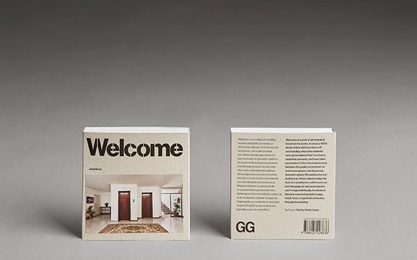 Presentación > El viernes 15 de mayo presentamos 'Welcome', un posterbook de José Hevia