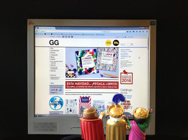 Tres hackers piratean la librería online de GG y acaban con todo su stock navideño