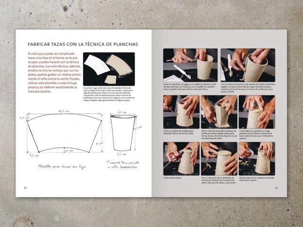 Dos tutoriales para crear con cerámica