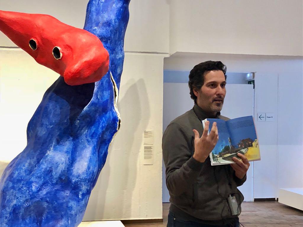 Hola, de nuevo, Miró!!!