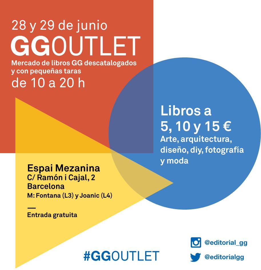 ¡Vuelve el GGoutlet de Barcelona!