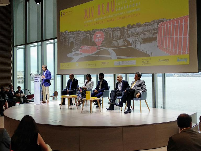 'La calle y la casa' gana el premio de la XIV Bienal Española de Arquitectura y Urbanismo en la categoría de Publicaciones y Libros