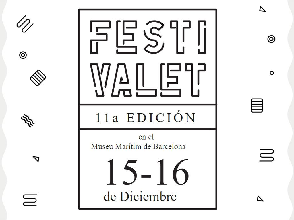15-16/12 ¡Volvemos al Festivalet con un montón de sorpresas!