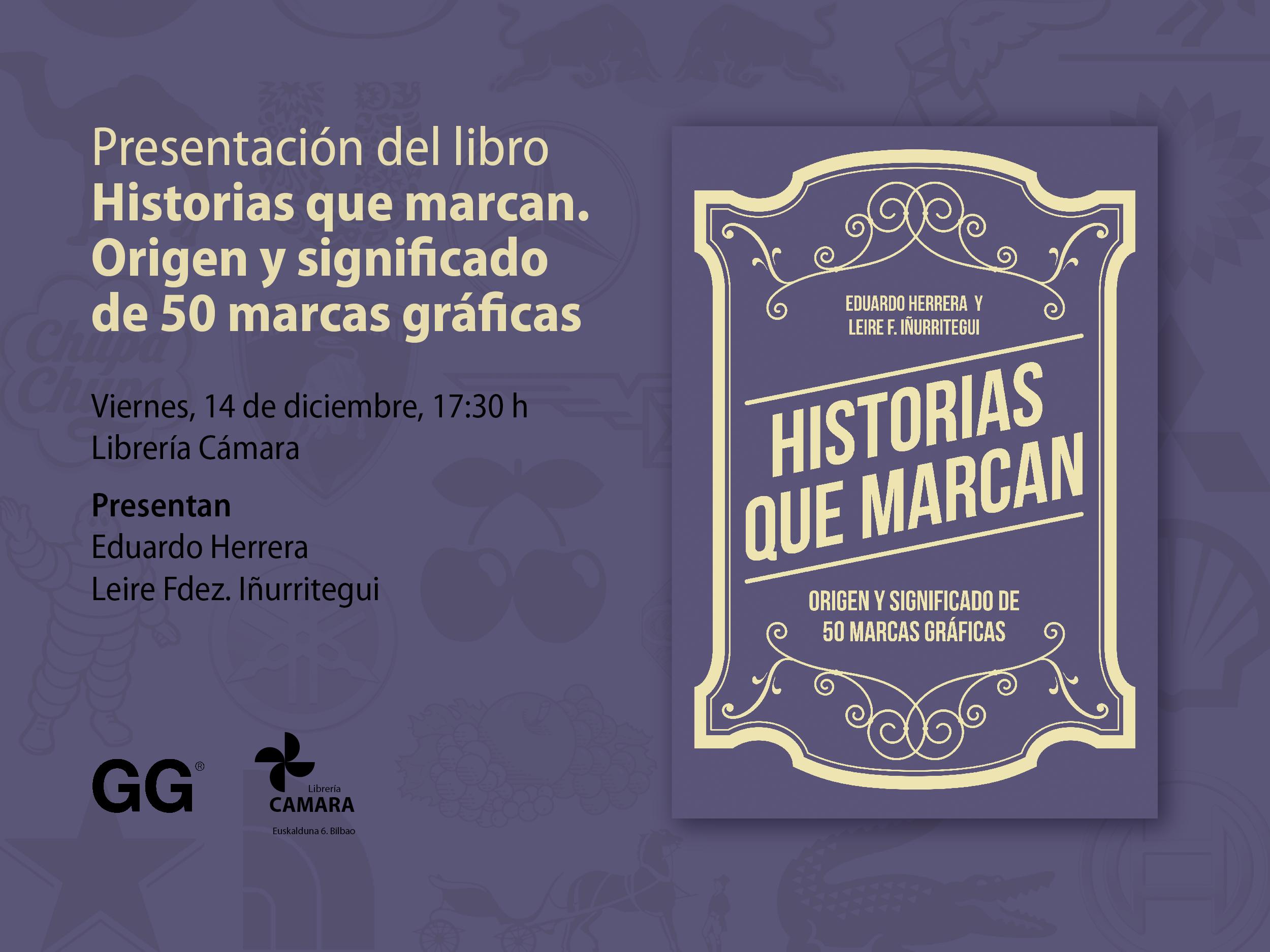 14/12 Presentación de 'Historias que marcan' en Bilbao