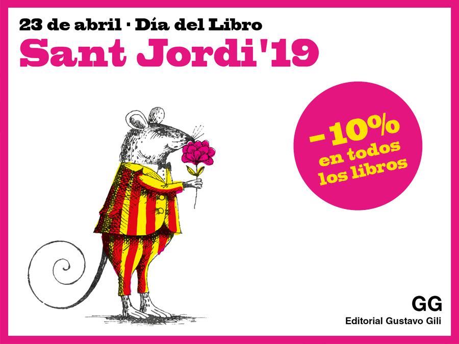 23/04 Sant Jordi 2019