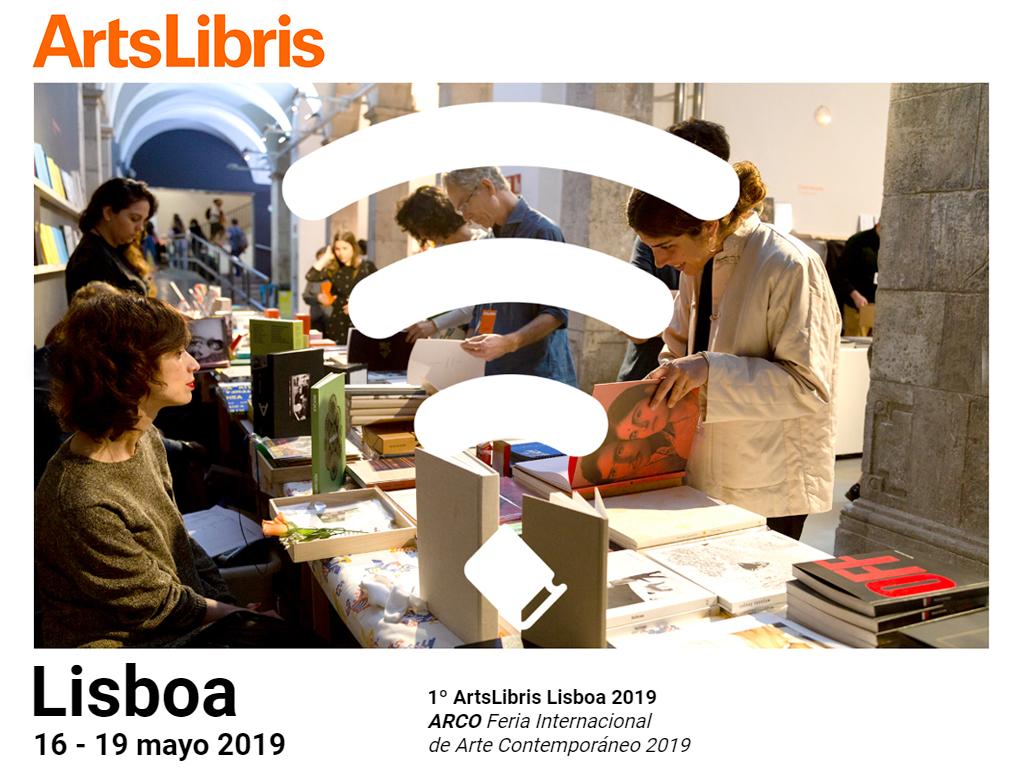 16-19/05 GG en ArtsLibris Lisboa