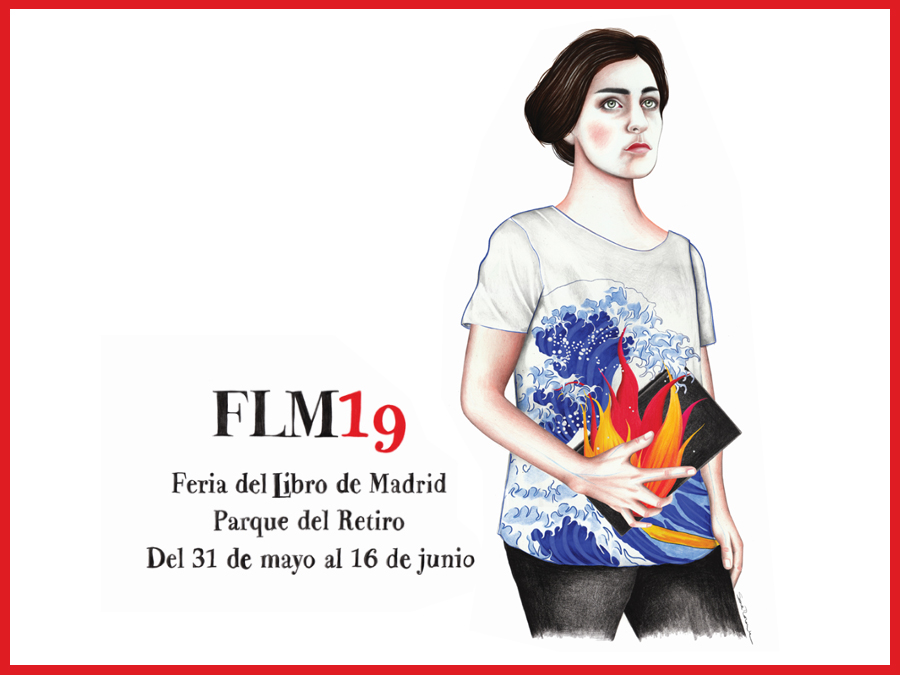 31/05-16/06 ¡Volvemos a la Feria del Libro de Madrid!