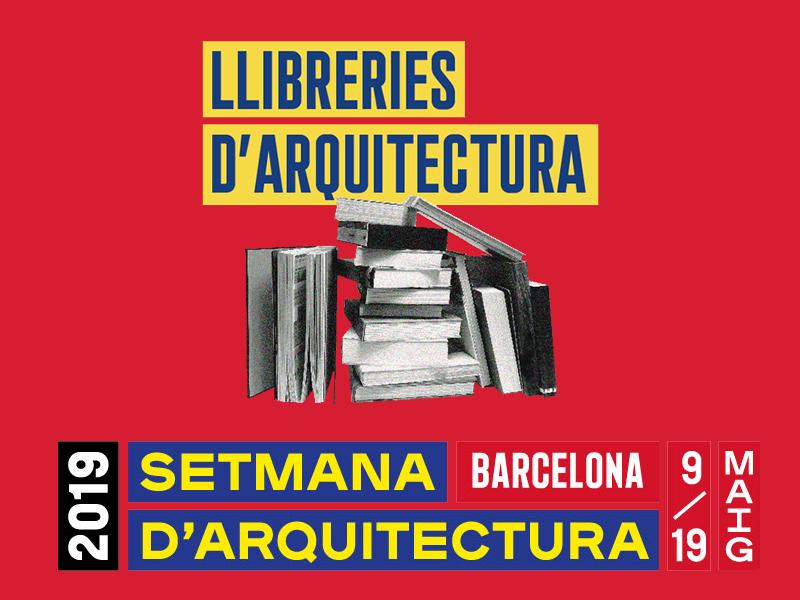¡Nos sumamos a la Setmana d'Arquitectura de Barcelona!