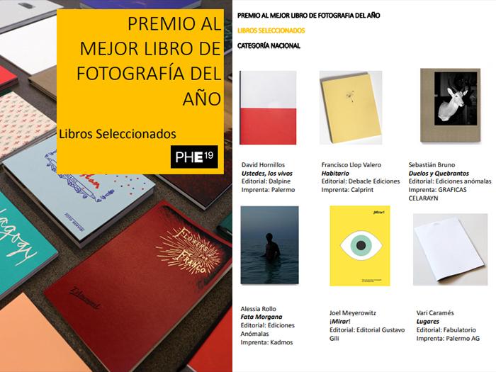 '¡Mirar!' de Joel Meyerowitz candidato al Premio al Mejor Libro de Fotografía del Año de PhotoEspaña 2019