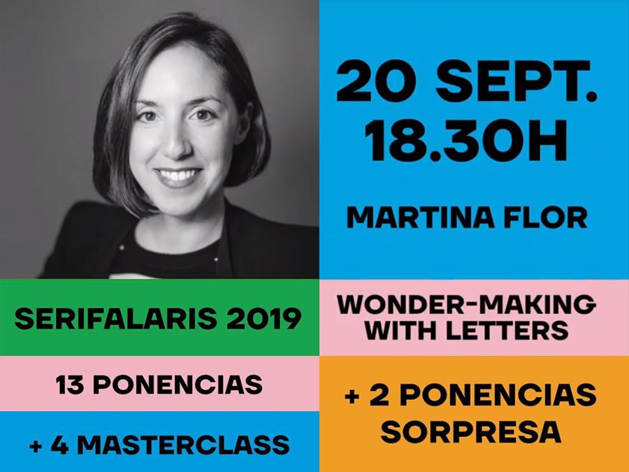 20/09 Martina Flor en el encuentro Serifalaris de Getxo