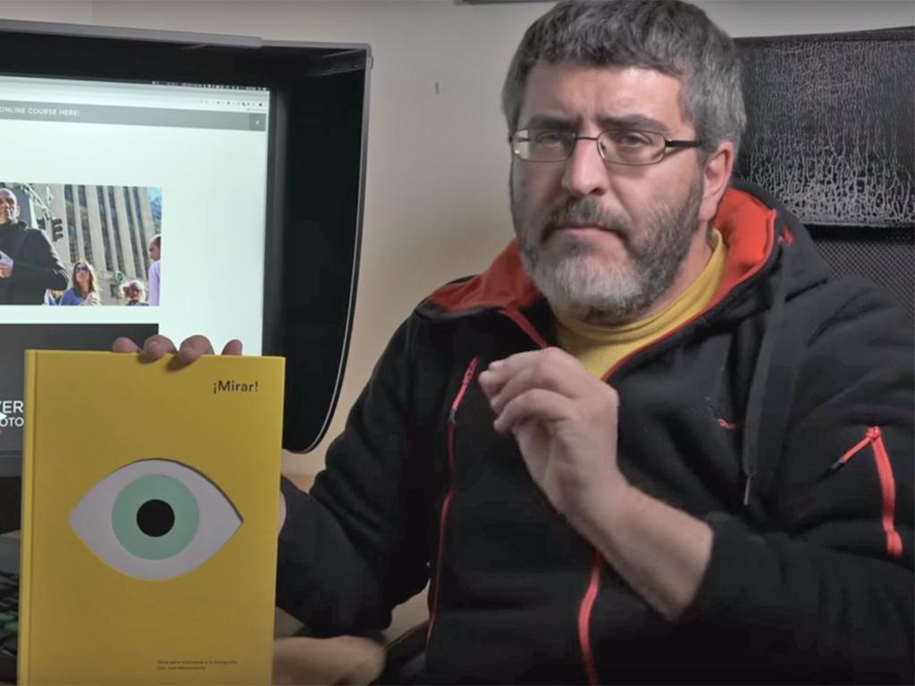 Reseña > 'Mirar' de Meyerowitz reseñado por el youtuber David García Pérez