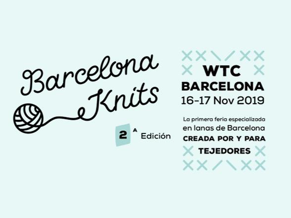16-17/11 GG y Anna Maltz en el Barcelona Knits 2019