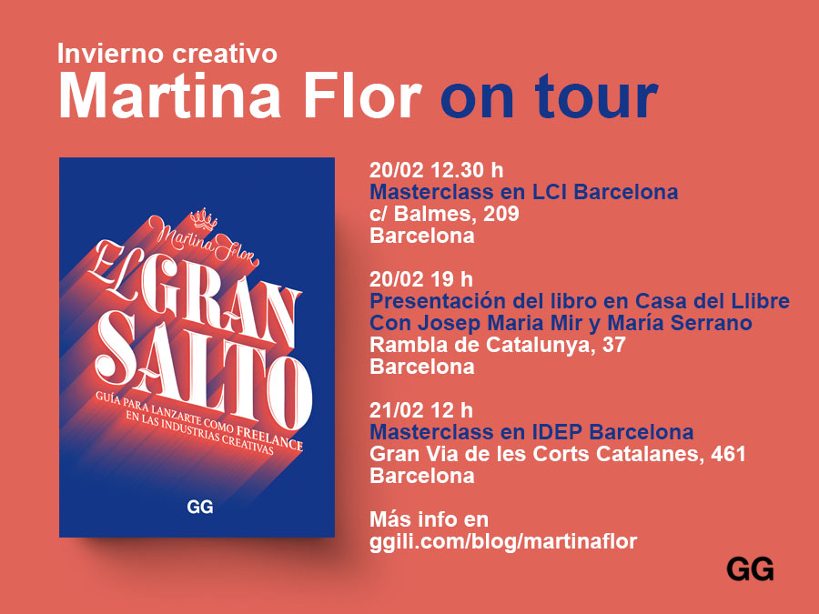 Martina Flor on tour