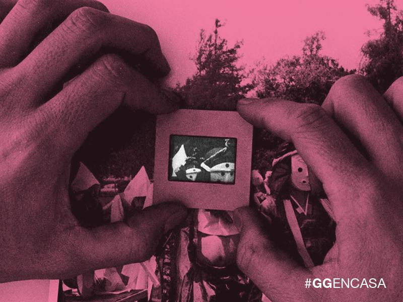 #GGENCASA 04 > Fabrícate el decubridor de Sister Corita y reaprende a observar tu entorno