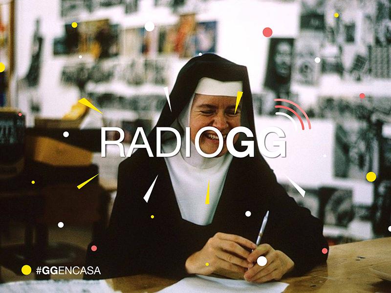 #GGENCASA 07 > ¡Nuevo podcast en Radio GG! Sister Corita: artista pop y revolucionaria de la creatividad