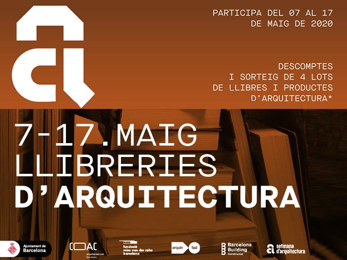 #GGENCASA 13 La Setmana d'Arquitectura de Barcelona... ¡desde casa!