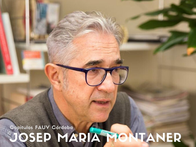 Conferencia virtual > 18/06 Josep Maria Montaner: Alternativas en la arquitectura contemporánea